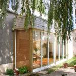 Extension Maison : Veranda à ossature bois