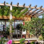 Extension terrasse en ossature Bois