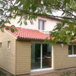 La maison à ossature Bois dans le bas de Meudon