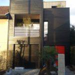 La maison à ossature Bois à Meudon